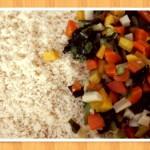 Couscous et légumes