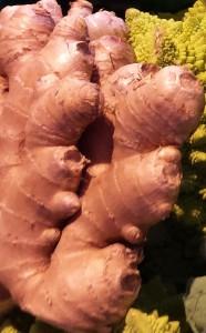 Le gingembre comme remède pour l'hiver