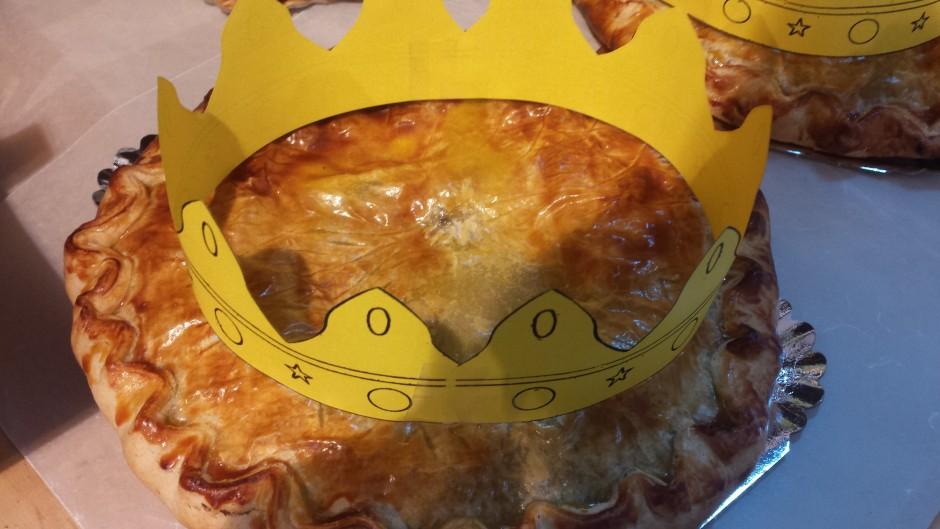 La galette des rois sans sucre