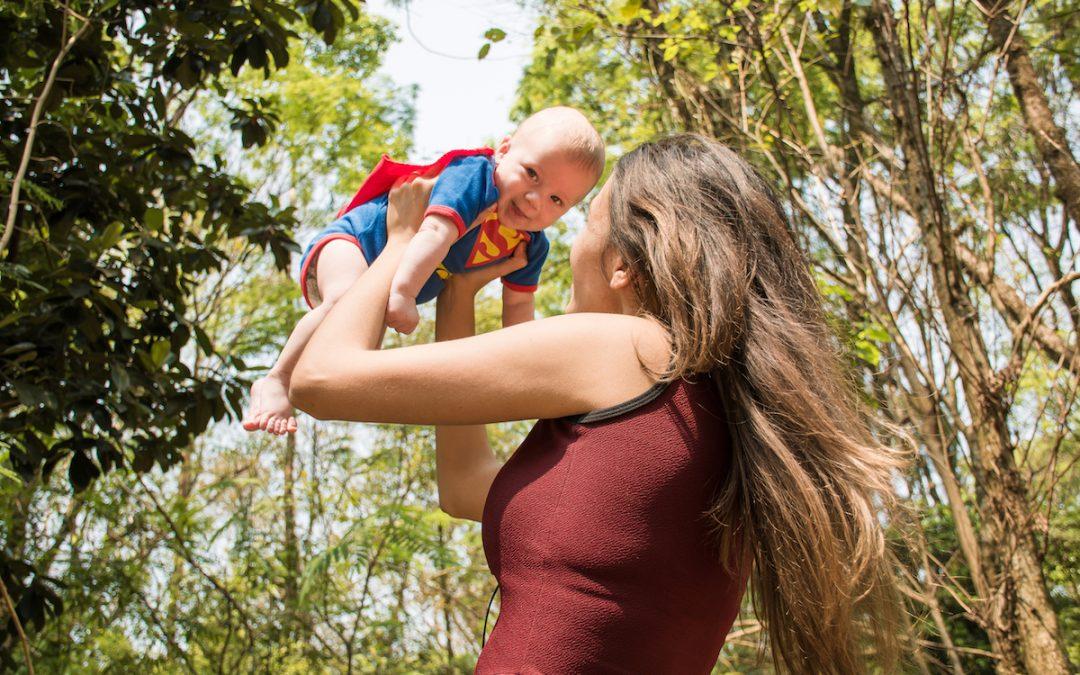 Les secrets d'une maman épanouie (ou d'un papa épanoui)