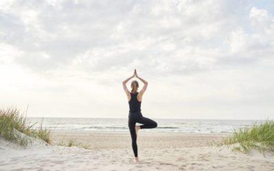 Des bijoux adaptés à une meilleure pratique du yoga